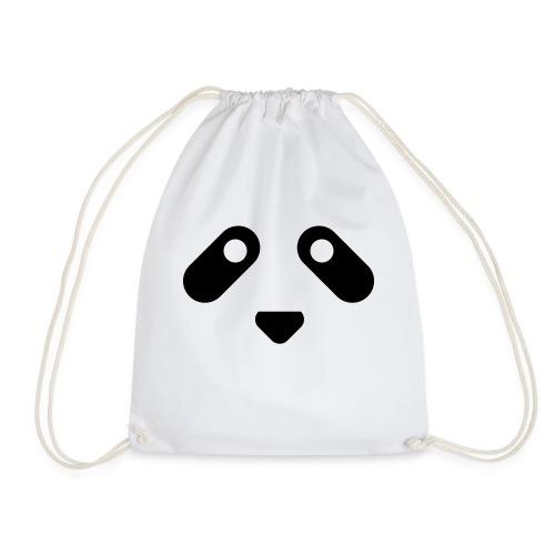 Minimal Panda - Turnbeutel