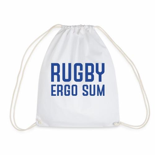 Marplo RugbyergosUM BLU - Sacca sportiva