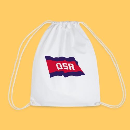 DSR Flagge - Turnbeutel