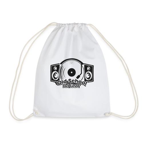 Old School DJ Gear - Turnbeutel