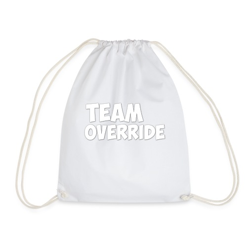 Team Override Mug Youtube - Drawstring Bag