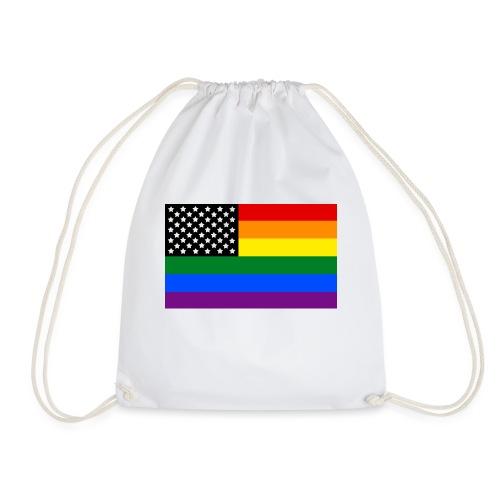 Pride USA Ladies - Drawstring Bag