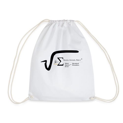 Halal Equations - Drawstring Bag