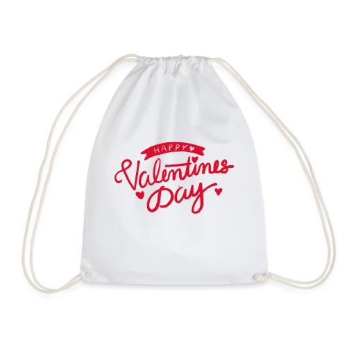 Happy Valentines Day - Sac de sport léger