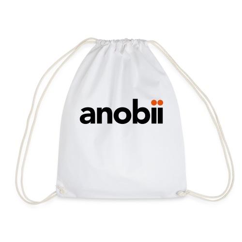 Anobii logo - Drawstring Bag