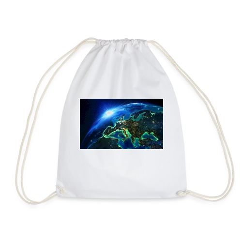 Planeta Tierra - Mochila saco