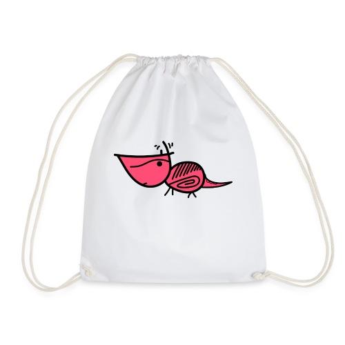 Armadillo - Drawstring Bag