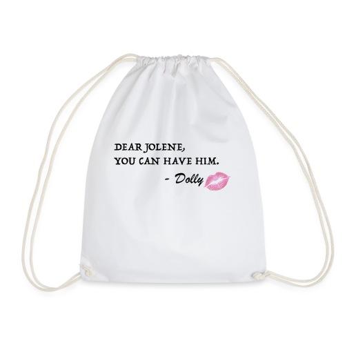 Jolene2 - Drawstring Bag
