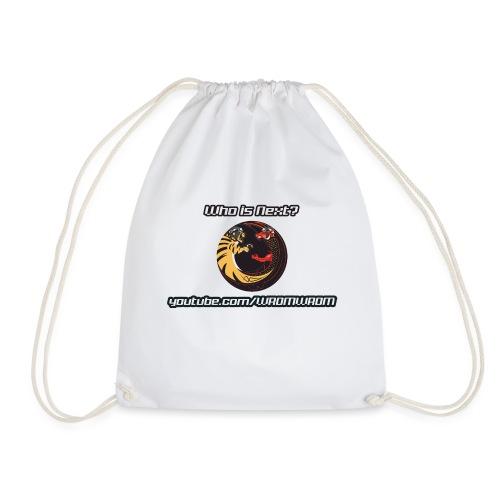 Who is next? - Drawstring Bag