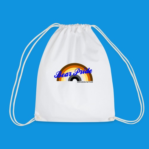 Bear Pride - Drawstring Bag