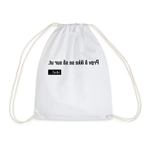 Motiv No 3 - Drawstring Bag