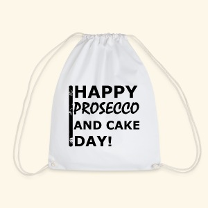 Happy Prosecco - Turnbeutel