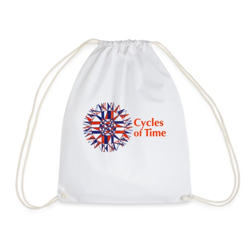 Cycles of Time - Drawstring Bag