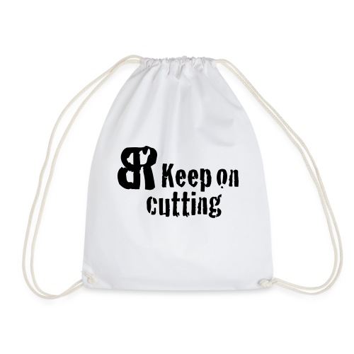 keep on cutting 1 - Turnbeutel