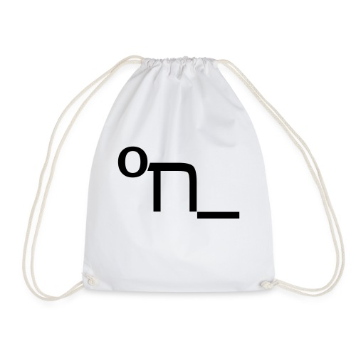 DRUNK - Drawstring Bag