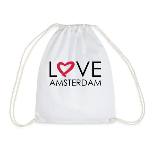 love amsterdam - Turnbeutel