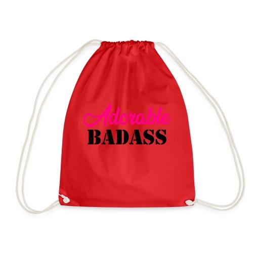 Adorable Badass - Gymtas