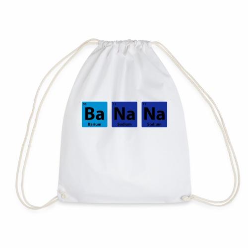 Periodic Table: BaNaNa - Drawstring Bag