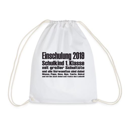 Einschulung-2019 - Turnbeutel