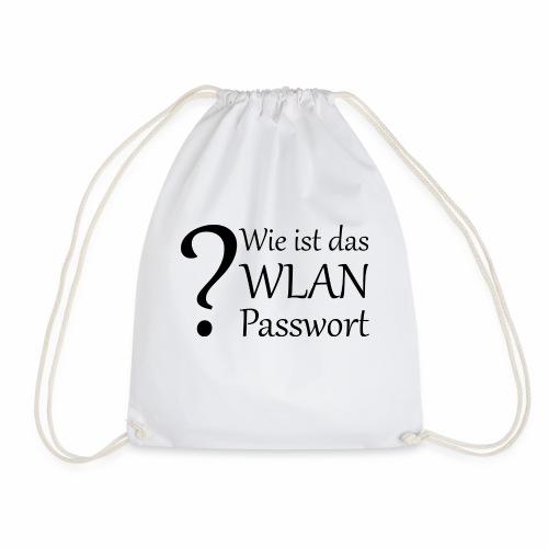 Wlan-Paßwort - Drawstring Bag