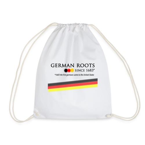 German roots in USA - Turnbeutel