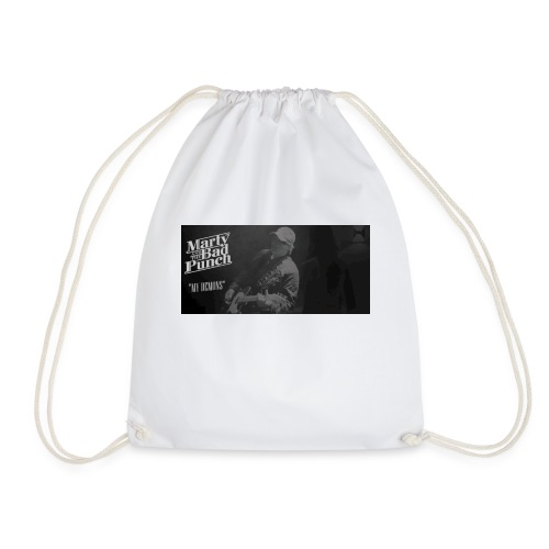 Marty - Demon - Drawstring Bag