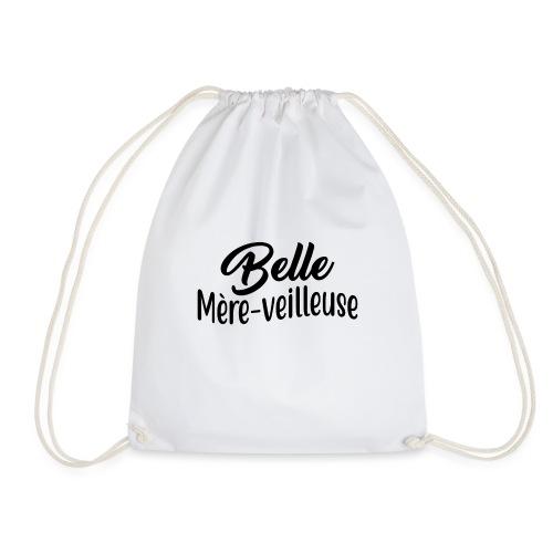 Belle mère veilleuse t shirt humour cadeau noel - Sac de sport léger