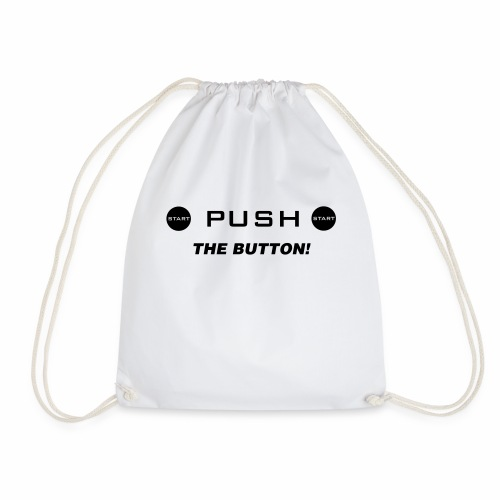 Push The Button - Turnbeutel