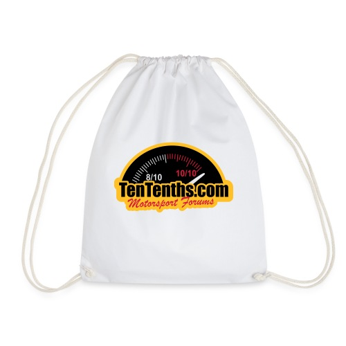 3Colour_Logo - Drawstring Bag
