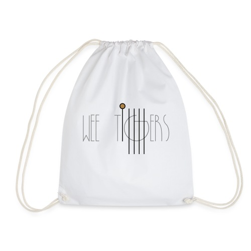 Wee Tigers-We Tigers kids - Drawstring Bag