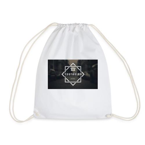 Youth King logo - Drawstring Bag