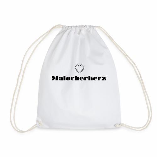 Malocherherz - Turnbeutel