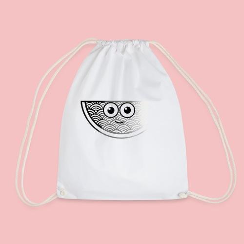 50 Shades Of Melon - Drawstring Bag