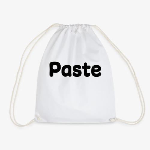 copy-paste-02 - Drawstring Bag