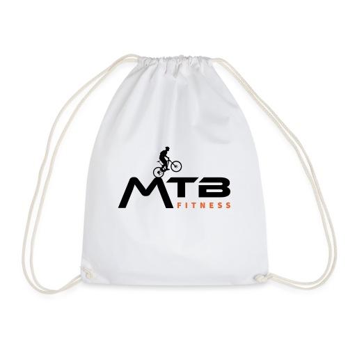Subtle MTB Fitness - Black Logo - Drawstring Bag