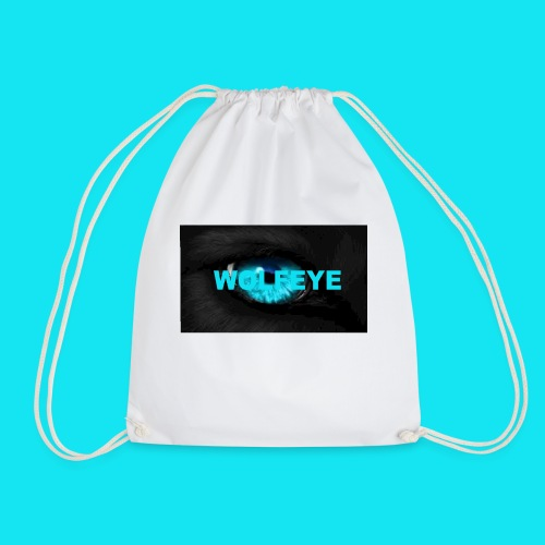 WolfEye T-Shirt - Drawstring Bag