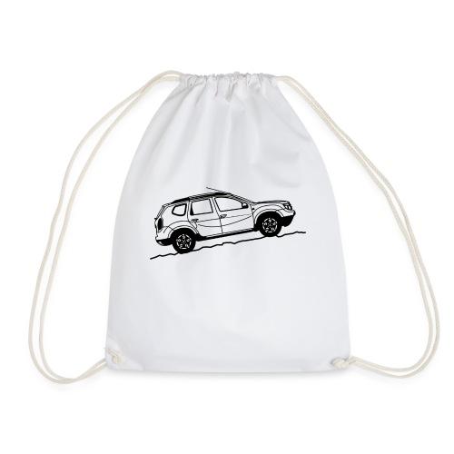 ddelogo png - Drawstring Bag
