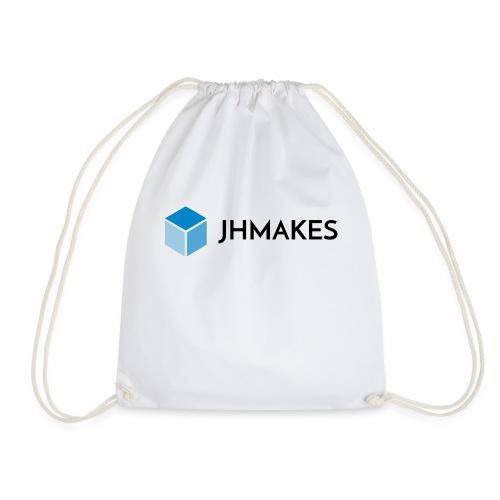 JHMAKES Logo - Turnbeutel