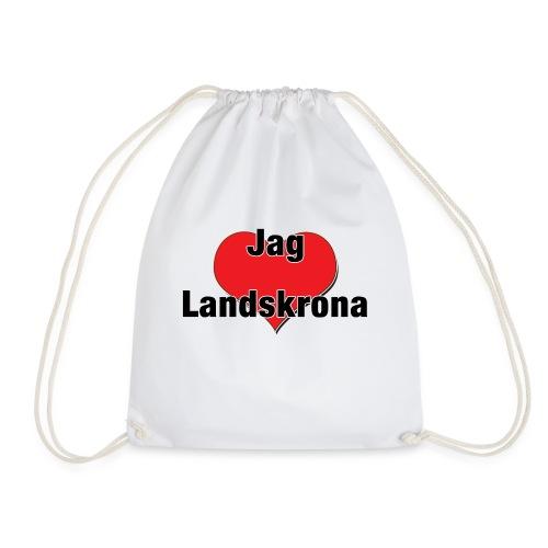 Jag älskar Landskrona - Gymnastikpåse