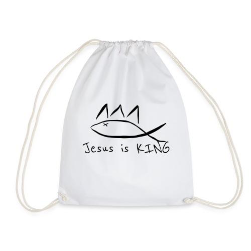 jesus king 2 - Worek gimnastyczny