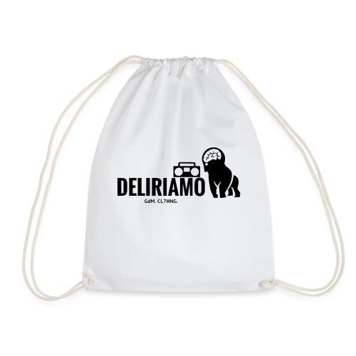 DELIRIAMO CLOTHING (GdM01) - Sacca sportiva