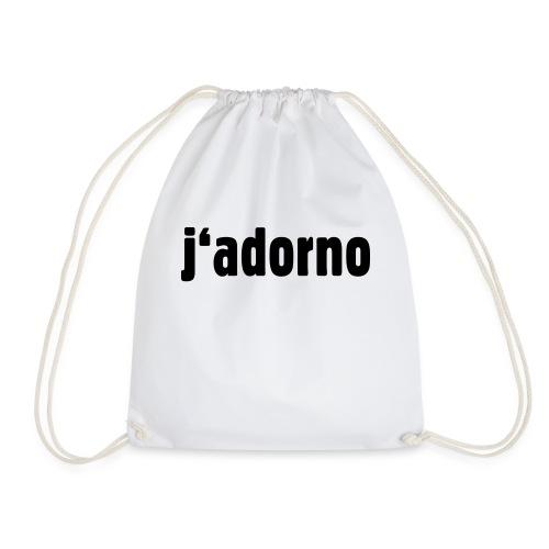 j'adorno - Drawstring Bag