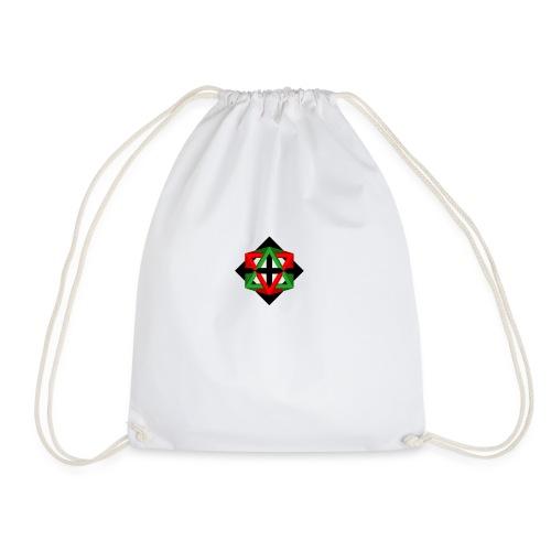 star octahedron series geommatrix - Drawstring Bag