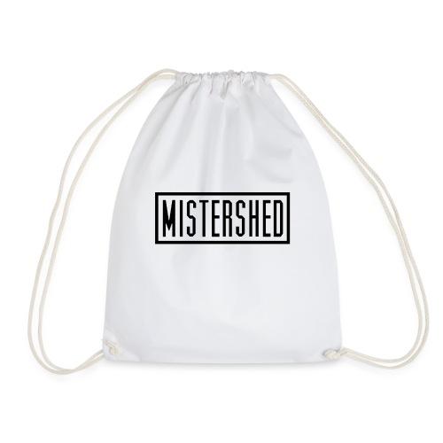 logo transparent background - Drawstring Bag