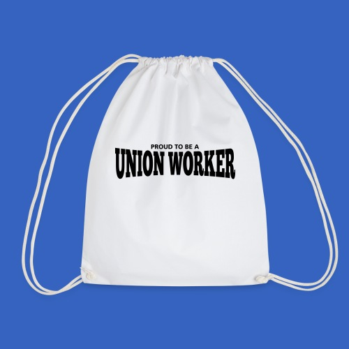 Union Worker - Turnbeutel