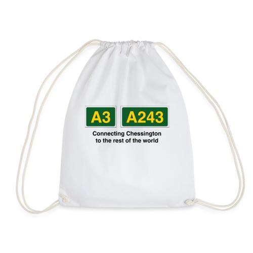 Chessington A3 - Drawstring Bag