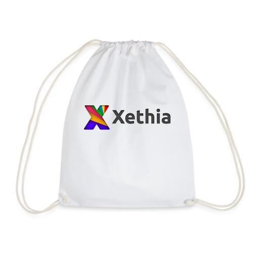 Xethia Logo - Gymnastikpåse