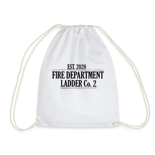 Fire Department - Ladder Co.2 - Sportstaske