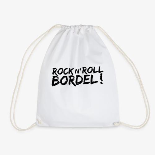 Rock n' Roll Bordel white girl - Sac de sport léger