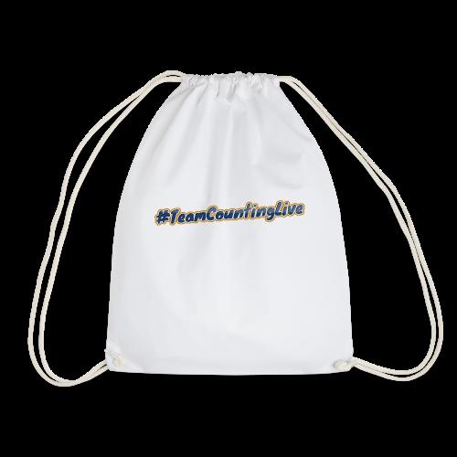 #TeamCountingLive - Gymtas